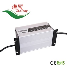 S2500 48v 30a automatic ev portable battery charger with ce and rohs