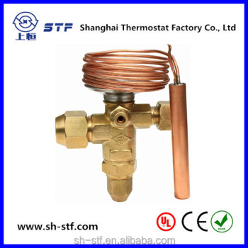 Exchangable cages expansion valve R410 for R22 R410A R134A R407A