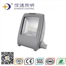 100w led outdoor lighting fixture floodlight with CE and rohs certification