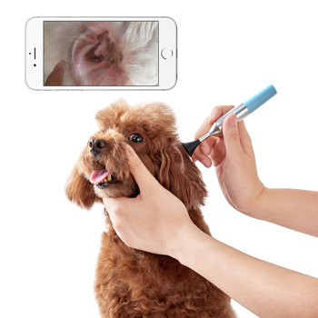 Smart Wifi Wireless Endoscope For Pet Check and Inspection with HD Camera for Android and IOS Smartphone iPhone Samsung Tablet