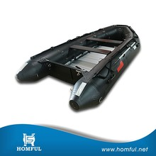 Professional inflatable boat High quality hypalon PVC inflatable pontoon fishing boat