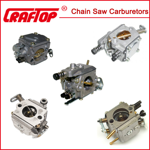 Carburetor for different brand chainsaw (all kind of chainsaw parts can be provided)