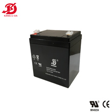 6fm4.5 rechargeable 12 volt 4.5 amp lead acid lawn mower battery