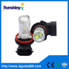 Super bright lamps 20w H8 H11 Cree led lights Car bulbs used cars in dubai led fog bulb