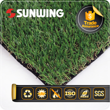 Evergreen natural PPE Material 20mm landscaping artificial turf