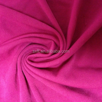 100% cotton knitted cotton french terry fabric