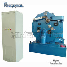 Continuous Peeler Centrifuge for Manganese Sulfate