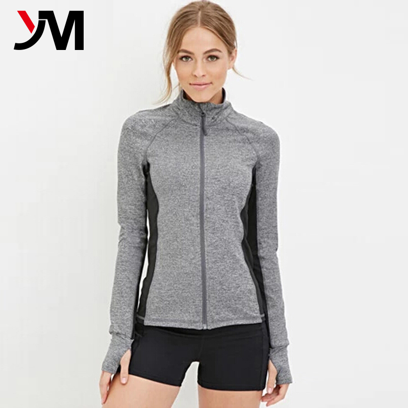 Hot Sale Training Apparel Latest Design Yoga Clothing Low MOQ Athletic Hoodie