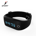 Heart Rate Wristband Fitness Tracker Bluetooth