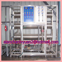 Treated pure water/mineral water bottling plant