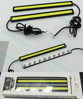 New Arrival 100% Waterproof COB DRL flexible led drl daytime running light