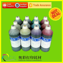 Top selling from OCB high quality refill dye pigment ink for hp Designjet 5000/5500