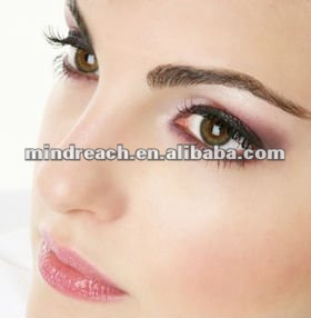 Stock lace base fake eyebrows extensions