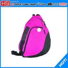 hot new products 2016 triangular backpack