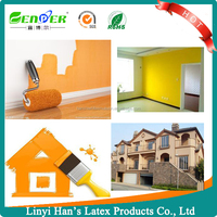 environmentally friendly acrylic polymer emulsion building outdoor&indoor emulsion paint, emulsion latex exterior wall paint