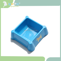 2015 Popular new design lovely cartoon promotional dog bowl