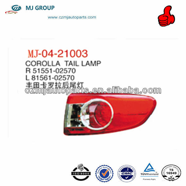 land cruiser led tail lamp captiva tail lamp made in china captiva tail lamp