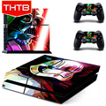 Newest Cool Stickers Vinyl Skin Decal Covers Wrap For Sony PS4 THTB