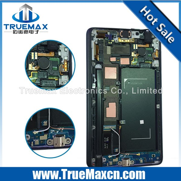 Wholesale LCD Screen Replacement for Samsung Galaxy Note Edge N9150 Display Assembly With Frame