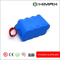 Li-ion Battery Pack 18650 6S4P 22.2V 8.8Ah li-ion rechargable battery