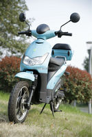 Swift - 2014 new coc electric scooter with EEC approval , Original manufacturer and designer