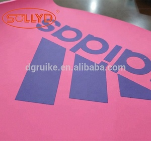 Waterbased ink screen printing Thick PU Ink Special for PU Leather Printing Matte effect