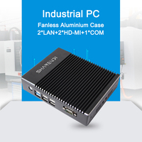 Fanless Intel N3160 NUC Small Form