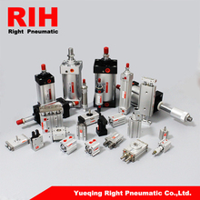 Double action standard Spring Return Pneumatic Cylinder