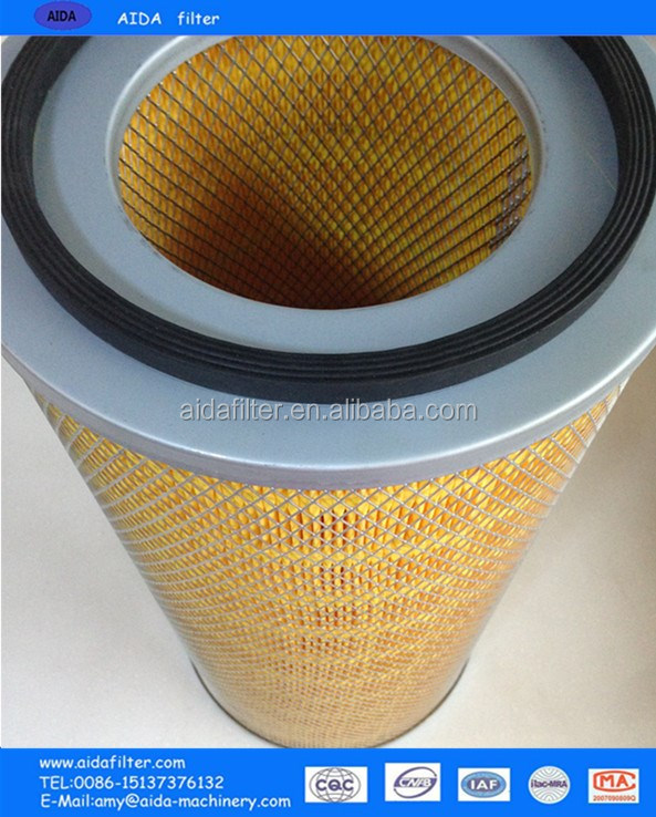 High quality overstock sullair filter air compressoed air filter element 68562431