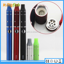 Hot product blister starter kit wax atomizer yocan exgo w3 with cheap price