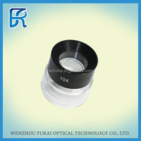 10X TH-9000 Wenzhou factory acrylic drum type Cylinder magnifier