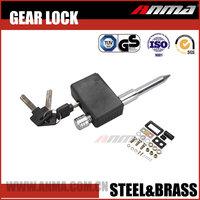 car hand brake gear shift lock