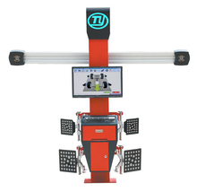 High Performance Car Repair Equipment 3D Wheel Alignment Car Alignment Machine