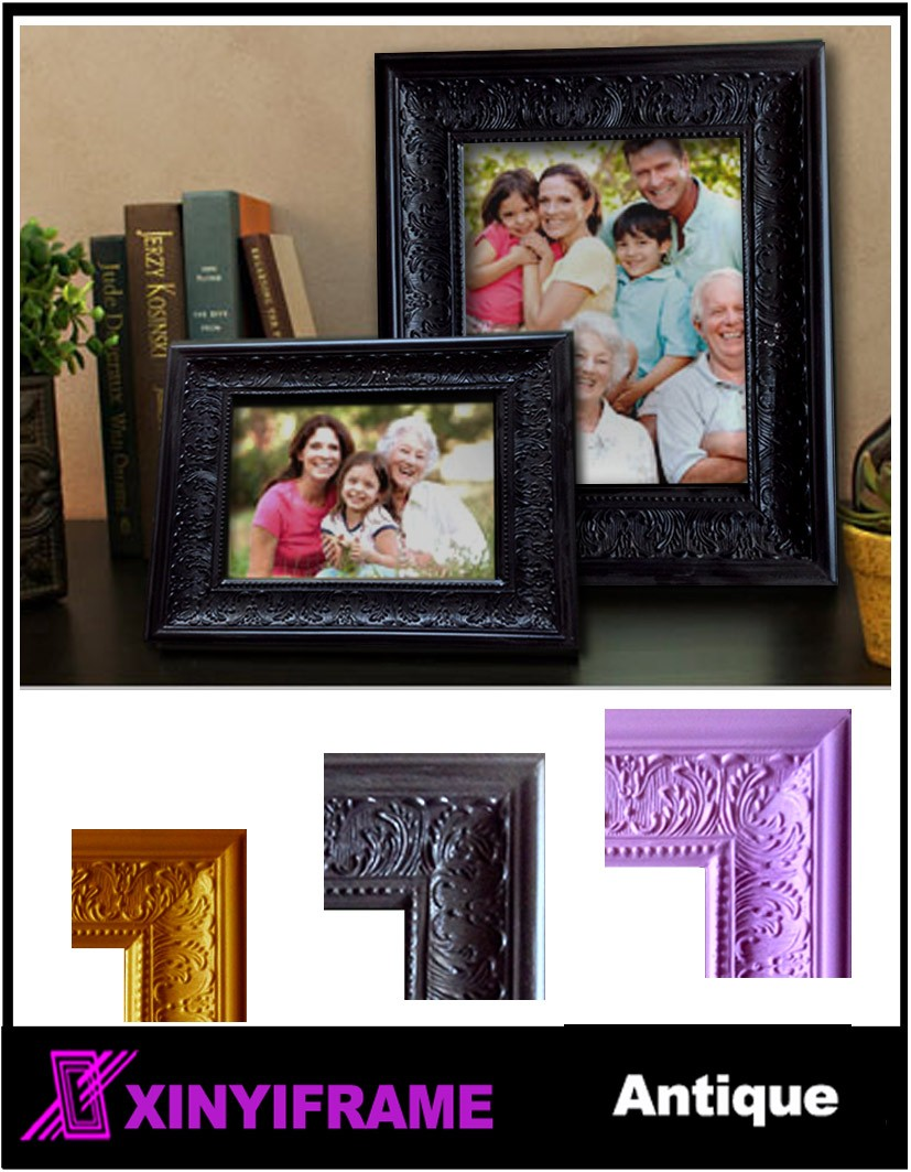 Beautiful China wholesale wooden photo frame