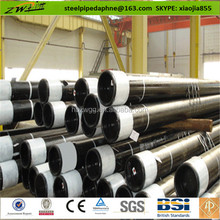 API 5CT K55 J55 N80 L80 P110 Tubing with EUE NUE connection for drilling