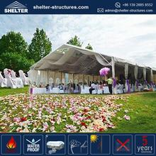 Large Luxury Camping Tent For Grass Land Party Wedding