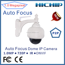 Best Quality Megapixels IR Vision Wifi 4x optical zoom P2P IP66 Waterproof Motion Detection HD IP Camera outdoor