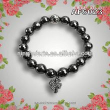 wholesale recycled material fashion bracelet engravable bracelets made in China
