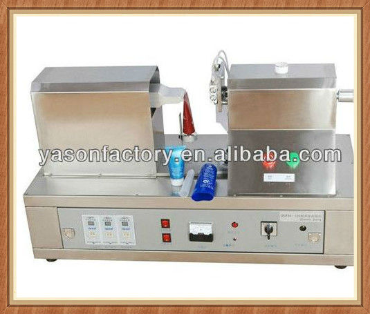 Yason hot selling Ultrasonic Sealing Machine for soft plastic tube