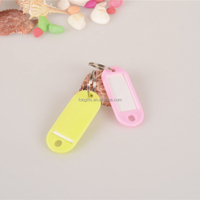 Wholesale pink yellow epoxy key ring/3d pvc keychains/team key chain