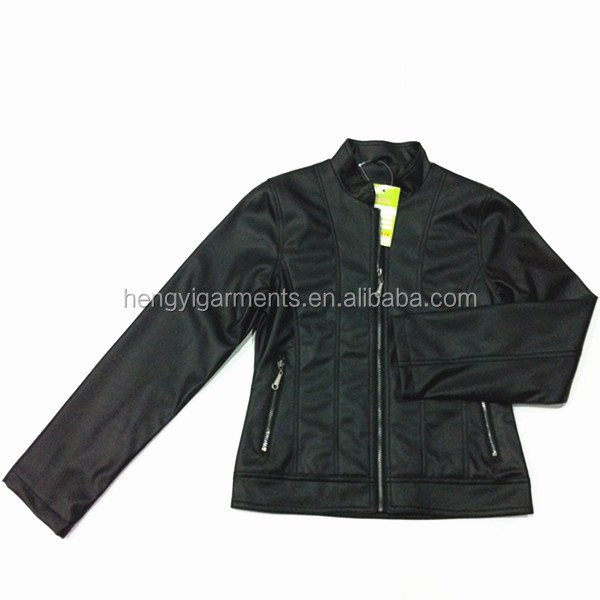 2015 Fashion New Spring Leather Jacket Lahore