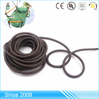 Tpe Braided polyester rope for Dog Leash Lead and Pet Training Rope