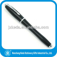 2014 Low price high class Black Metal Parker Gel Pen Refill For Promotion