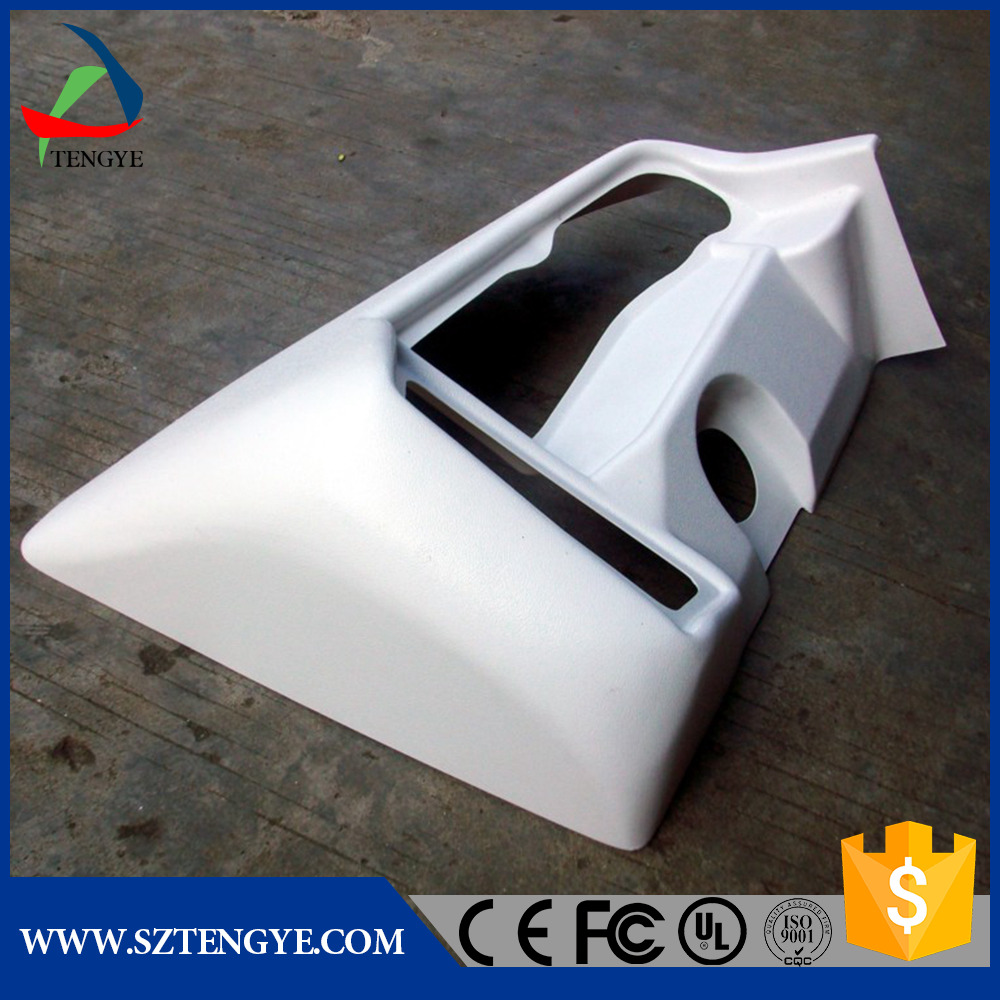 High Quality Customized plastic vacuum formed auto body part dashboard covers with 10 years manufacturer experience
