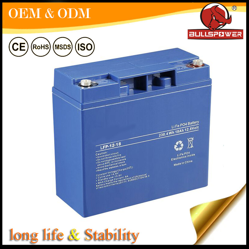 48 volt electric bicycle 12V 10ah lifepo4 battery with aluminum case