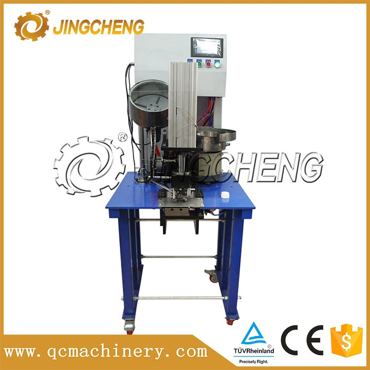 Eyelet Shower curtain ring riveting machine