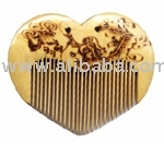 Classical Artistic Hair Brush Craft Comb Series Hairbrush Comb Yg060