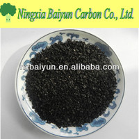 coconut shell base activated carbon granules for air purification