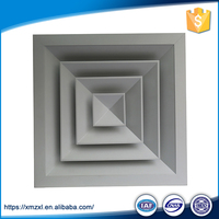 Air Conditioning Vent Covers Ceiling Air Diffuser Clips