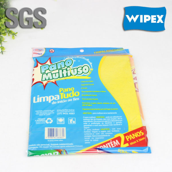 Hangzhou super strong disposable spunlace non woven car cleaning wiping